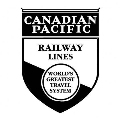 free vector Canadian pacific railway 9
