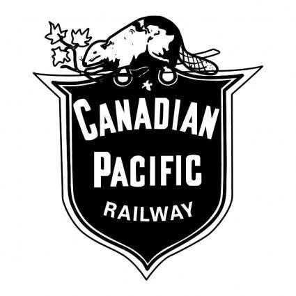 free vector Canadian pacific railway 6