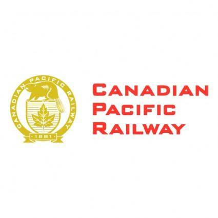 free vector Canadian pacific railway 0