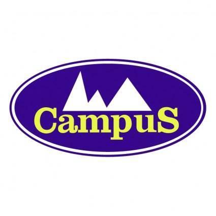 free vector Campus