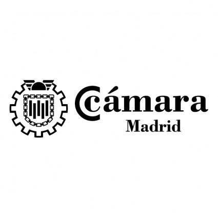 free vector Camara de comercio madrid
