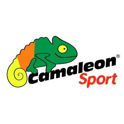 free vector Camaleon sport
