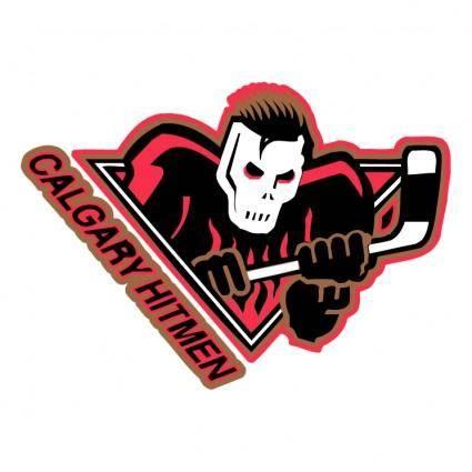 free vector Calgary hitmen 0