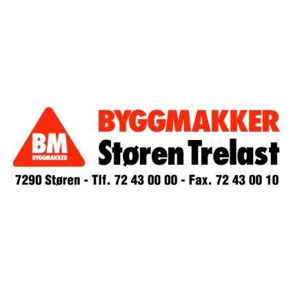 free vector Byggmakker storen trelast