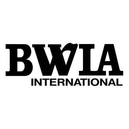 free vector Bwia international