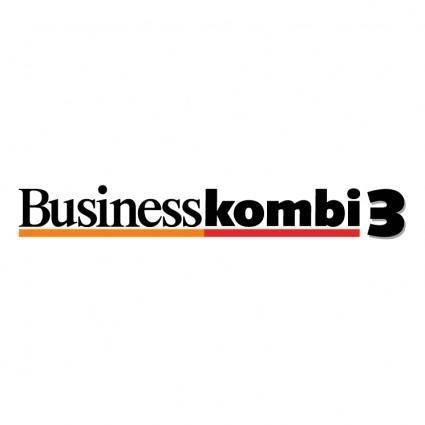free vector Business kombi 3