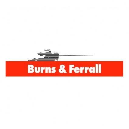 free vector Burns ferrall