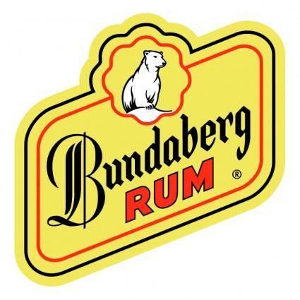free vector Bundaberg rum