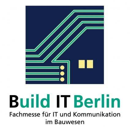 free vector Build it berlin