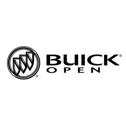 Buick open 0
