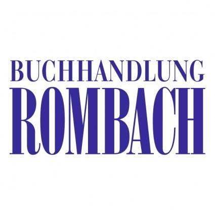 Buchhandlung rombach