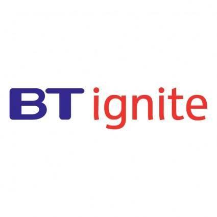free vector Bt ignite 1