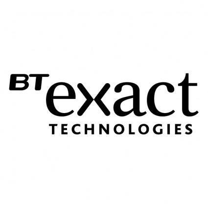 Bt exact technologies