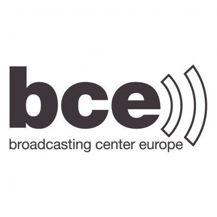 Broadcasting center europe 0