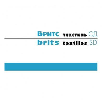 free vector Brits textiles sd