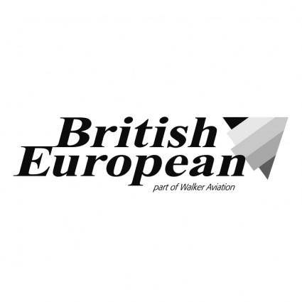 free vector British european