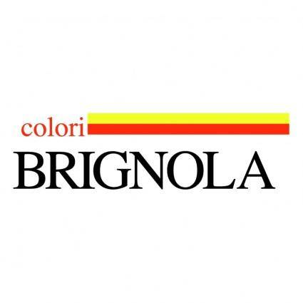 Brignola colori