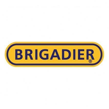 free vector Brigadier