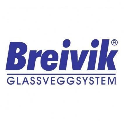 Breivik glassveggsystem