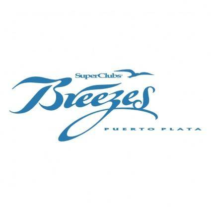 free vector Breezes superclubs 0