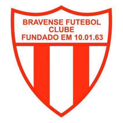 free vector Bravense futebol clube de laguna sc