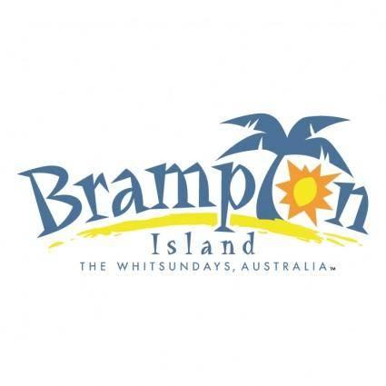 free vector Brampton island