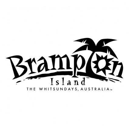 free vector Brampton island 0