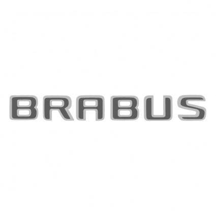 free vector Brabus 0