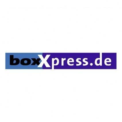free vector Boxxpressde