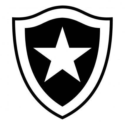 free vector Botafogo esporte clube de santo amaro ba