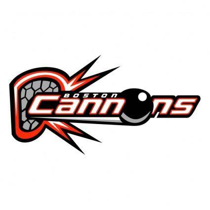 Boston cannons