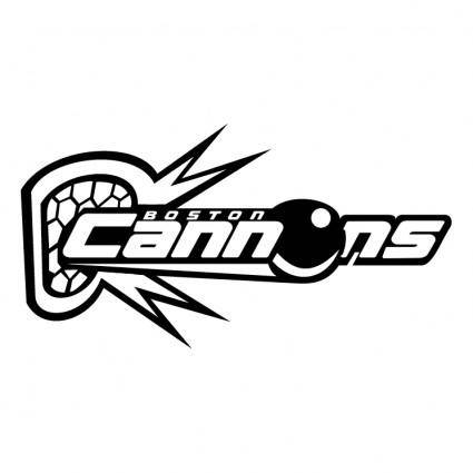 free vector Boston cannons 0