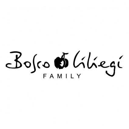 free vector Bosco di ciliegi family