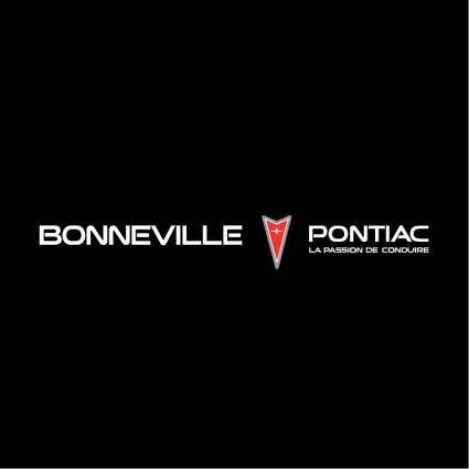 free vector Bonneville