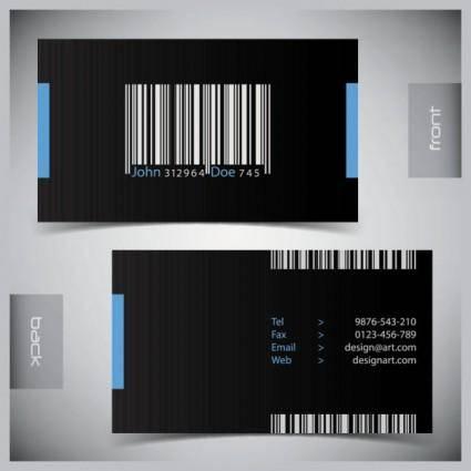 Fine card 04 vector
