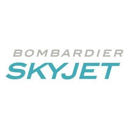 Bombardier skyjet
