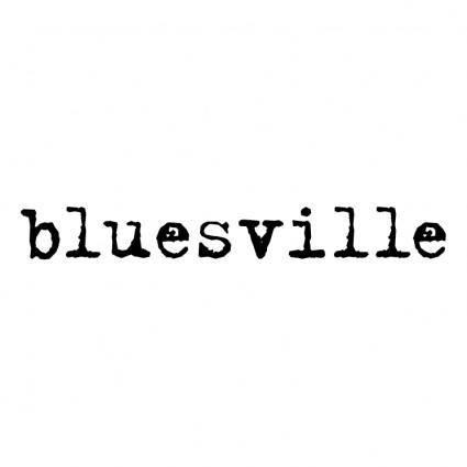 free vector Bluesville