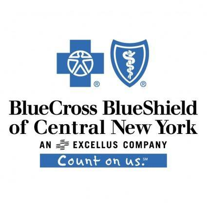 free vector Bluecross blueshield of central new york