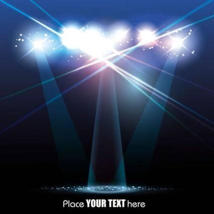free vector Spotlight 01 vector