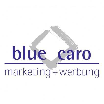 Blue caro