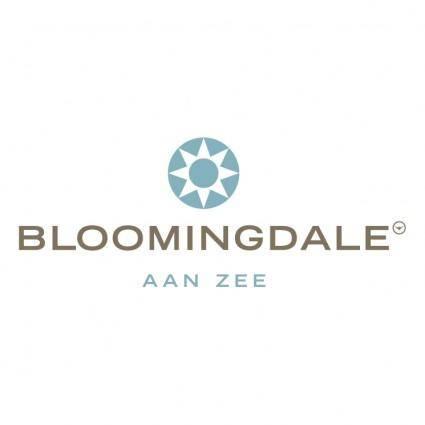 free vector Bloomingdale aan zee