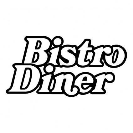 free vector Bistro diner