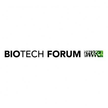 Biotech forum