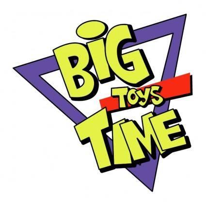 Big toys time