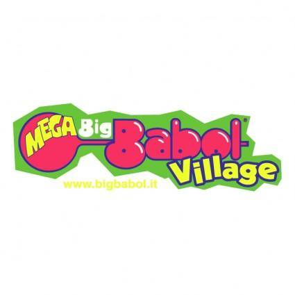 free vector Big babol village 0