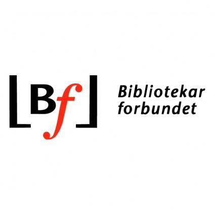 free vector Bibliotekar forbundet