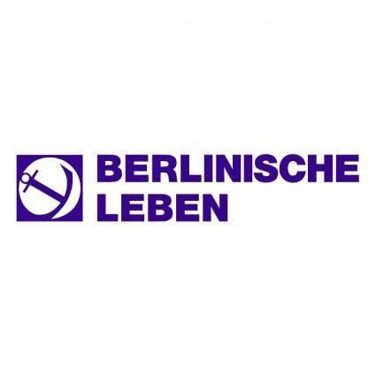 free vector Berlinische leben