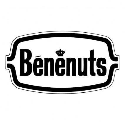 free vector Benenuts