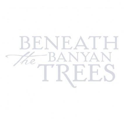 free vector Beneath the banyan trees