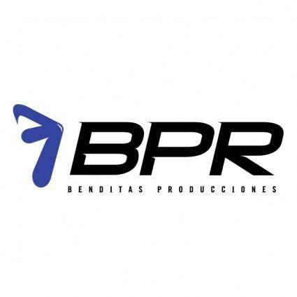free vector Benditas producciones records
